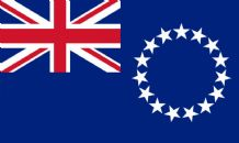 COOK ISLANDS - 5 X 3 FLAG